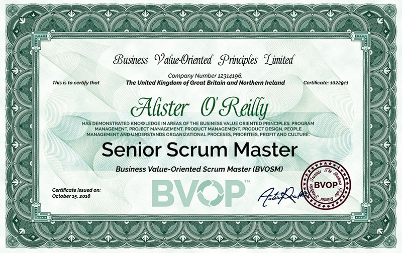 Best Scrum Master certification online in 2021